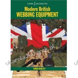 Modern British Webbing Equipment Europa Militaria Simon Howlett Kalendarze ścienne