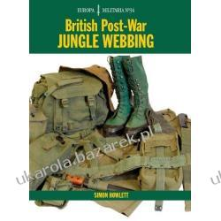 British Post-War Jungle Webbing Simon Howlett