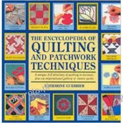The Encyclopedia of Quilting and Patchwork Techniques Zestawy, pakiety