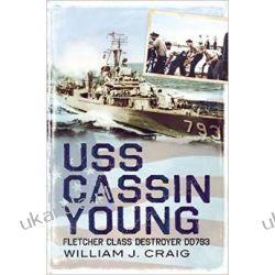 USS Cassin Young: Fletcher Class Destroyer Dd793 Kalendarze ścienne
