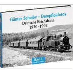 Dampflokfotos 3: Deutsche Reichsbahn 1970-1992 Pozostałe