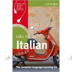Oxford Take Off in Italian (Paperback with CDs) Pozostałe