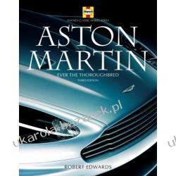Aston Martin Ever the Thoroughbred (Haynes Classic Makes Series) Robert Edwards Pozostałe