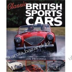 Classic British Sports Cars Jon Pressnell Kalendarze ścienne