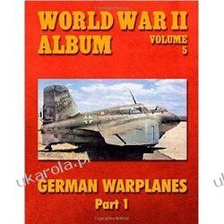 World War II Album Volume 5: German Warplanes Part 1 Kalendarze ścienne