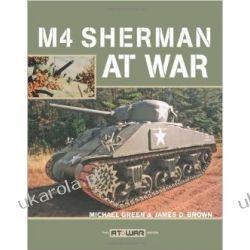 M4 Sherman at War Broń pancerna