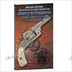 Blue Book Pocket Guide for Smith & Wesson Firearms & Values Napoje, drinki