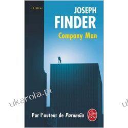 Company Man Człowiek firmy Joseph Finder Piechota