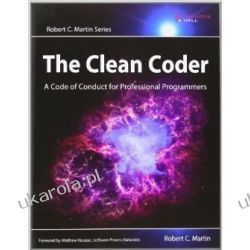 The Clean Coder: A Code of Conduct for Professional Programmers (Robert C. Martin) Marynarka Wojenna