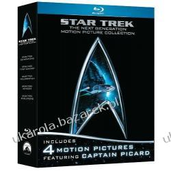 Star Trek: The Next Generation Motion Picture Collection [Blu-ray] Pozostałe