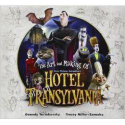The Art and Making of Hotel Transylvania Sztuka, malarstwo i rzeźba