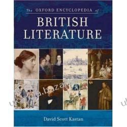 The Oxford Encyclopedia of British Literature 5-Volume Set David Scott Kastan Sporty zespołowe - pozostałe