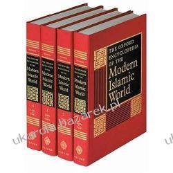 The Oxford Encyclopedia of the Modern Islamic World 4-Vol Set John L. Esposito Kalendarze ścienne