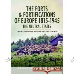 Forts & Fortifications Of Europe 1815-19 The Neutral States Pozostałe
