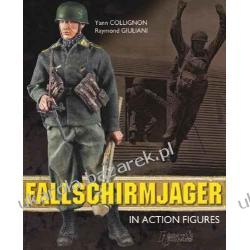Fallschirmjager In Action Figures Histoire & Collections Historyczne