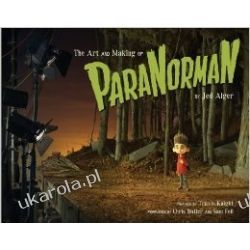 Art and Making of ParaNorman Biżuteria