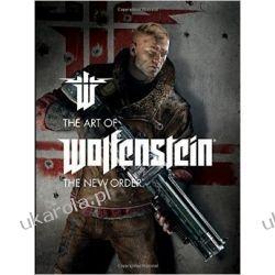 The Art of Wolfenstein: The New Order Biografie, wspomnienia