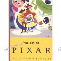 The Art of Pixar: 100 Collectible Postcards Kalendarze ścienne