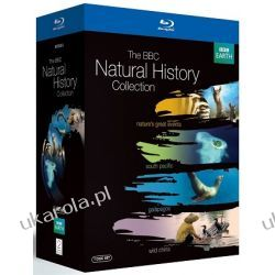 BBC Natural History Collection Box Set [Blu-ray] Płyty Blu-ray