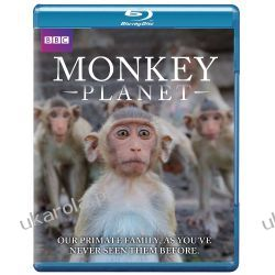Monkey Planet - BBC [Blu-ray] Płyty Blu-ray