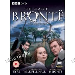 The Classic Bronte BBC Collection : Jane Eyre / Tenant Of Wildfell Hall / Wuthering Heights (5 Disc Box Set) [DVD] Zagraniczne