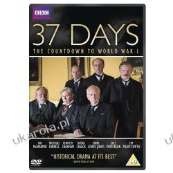 37 Days: The Countdown To World War 1 (BBC) [DVD] Pozostałe