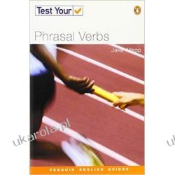 Test Your Phrasal Verbs (Penguin English) Kalendarze ścienne