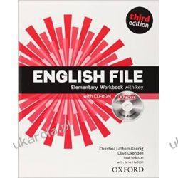 English File third edition: Elementary: Workbook with key and iChecker Zdrowie dzieci