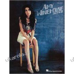 Amy Winehouse: Back to Black (Vocal Piano) Pozostałe
