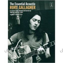The Essential Rory Gallagher: Acoustic Kalendarze ścienne
