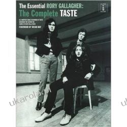 The Essential Rory Gallagher: The Complete Taste (Guitar Tab Edition) Kalendarze książkowe