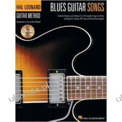 Blues Guitar Songs (Tab Book & CD) Biografie, wspomnienia