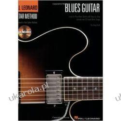 Hal Leonard Guitar Method Blues Guitar TAB Kalendarze ścienne
