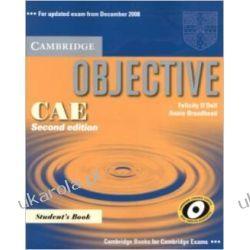 Objective CAE Student's Book Książki do nauki języka obcego