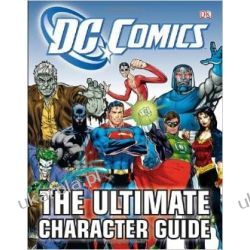 DC Comics Ultimate Character Guide Pozostałe