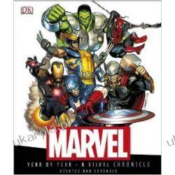 Marvel Year by Year a Visual Chronicle Kalendarze ścienne
