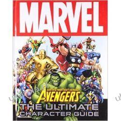 Marvel Avengers The Ultimate Character Guide (Dk) Kalendarze ścienne