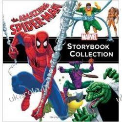 The Amazing Spider-Man Storybook Collection Kalendarze ścienne