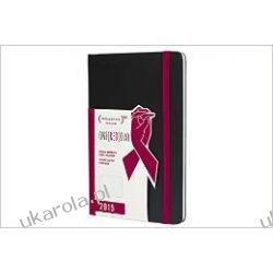 Moleskine Planner Hardcover 12 Month Weekly Large (Red) Zagraniczne