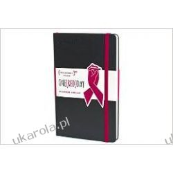 Moleskine Classic Notebook Large Ruled Hard Cover (Red) Moda i uroda - poradniki