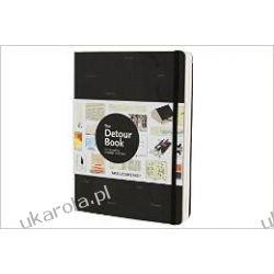 The Detour Book: The Moleskine Notebook Experience (Design and Architecture Books) Zagraniczne