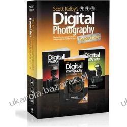 Scott Kelby's Digital Photography Boxed Set, Volumes 1, 2, and 3 Kalendarze ścienne