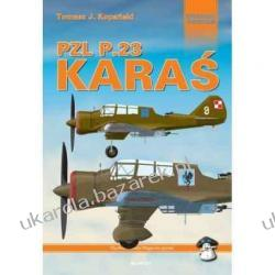 PZL P23 KARAS Tomasz J. Kopanski Lotnictwo