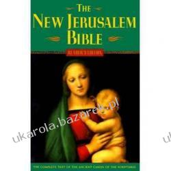 New Jerusalem Bible NJB Readers biblia Henry Wansbrough Pozostałe