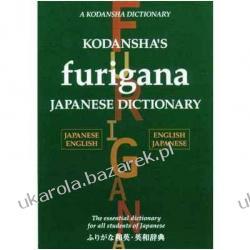 Kodanshas Furigana Japanese Dictionary Japanese-English English-Japanese słownik angielsko-japoński