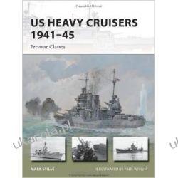US Heavy Cruisers 1941-45 Pre-war Classes Pozostałe