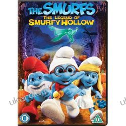 The Smurfs: The Legend Of Smurfy Hollow [DVD] [2013] Smerfy Kalendarze ścienne