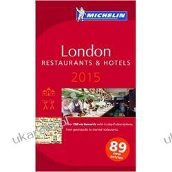 PRZEWODNIK LONDYN Michelin Guide London 2015 Illustrated Mapy, przewodniki, książki podróżnicze