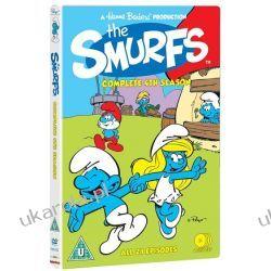 The Smurfs:Complete 4th Season [DVD] Pozostałe