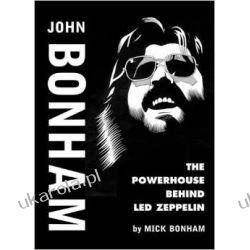 John Bonham: The Powerhouse Behind Led Zeppelin Kalendarze książkowe